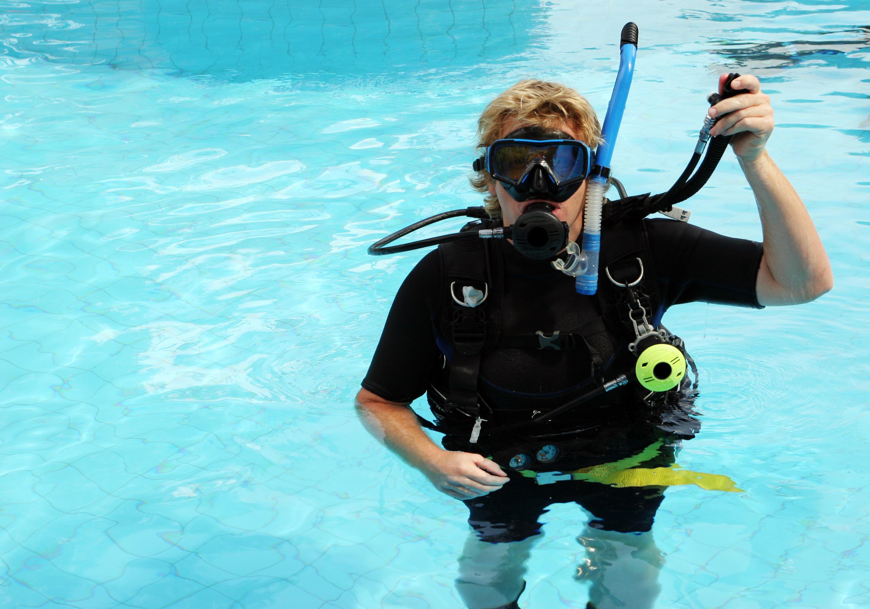 Ten Rules For Safe Scuba Diving • Scuba Diver Life