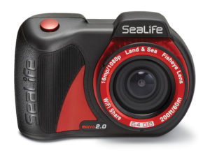 Compact Camera for Underwater Photography