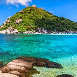 Top Dive Sites in Koh Tao