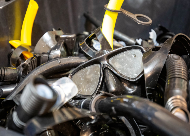 buying used equipment for technical diving