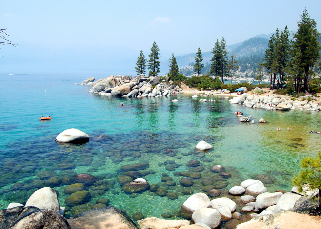 scuba diving in lake tahoe